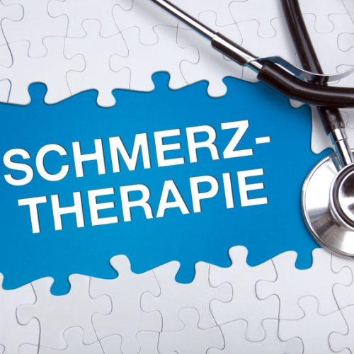 Schmerztherapie mit Analgetika, Opiaten, Cannabis...